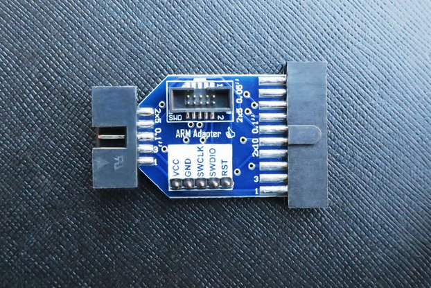 JTAG to SWD Adapter