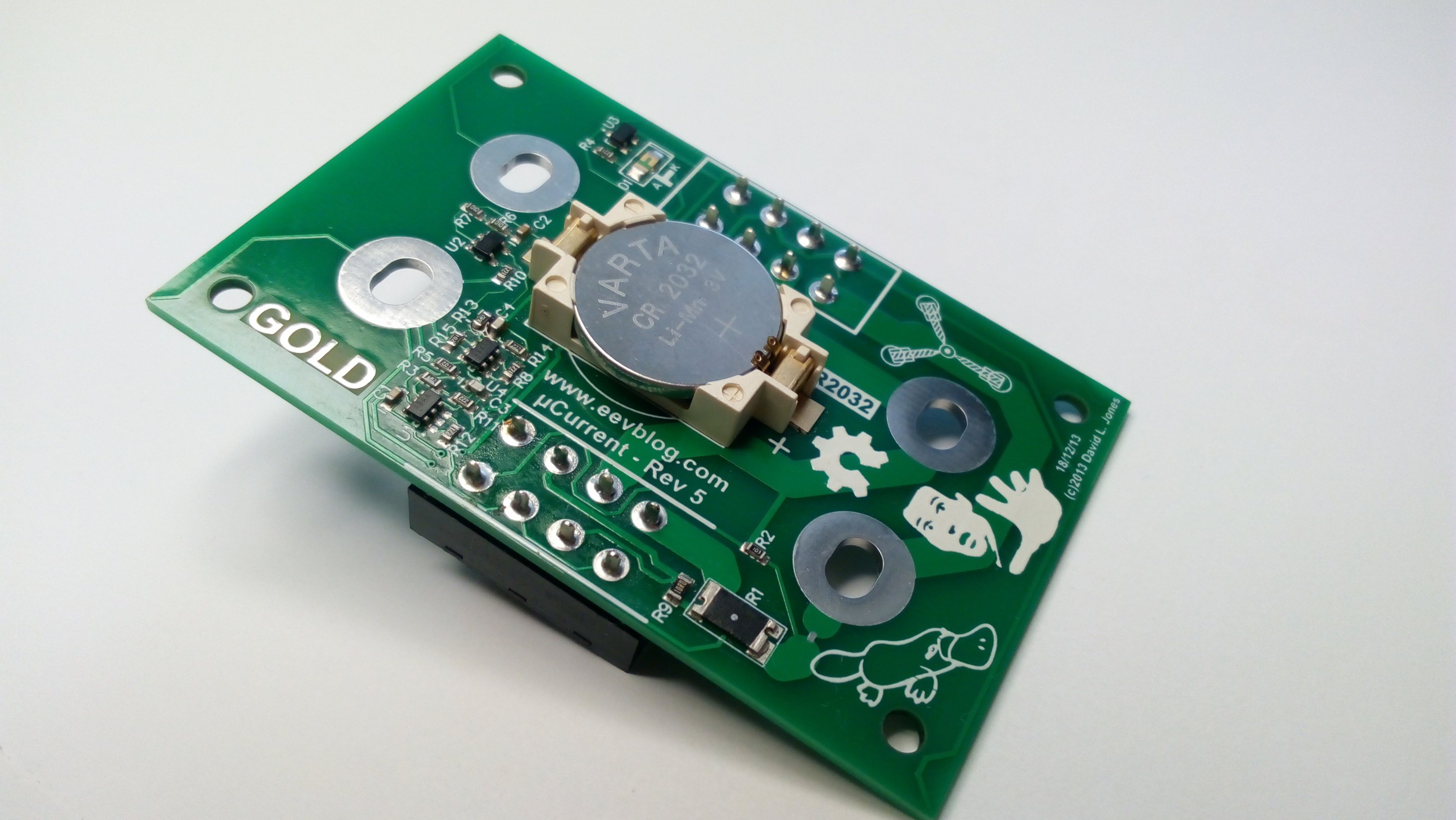 Ucurrent5 Circuit Board From Accelera Networks Ltd On Tindie Gold Plated 4
