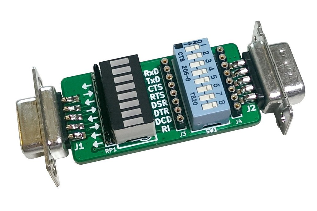 T232 - Mini RS-232 Monitor and Breakout 1