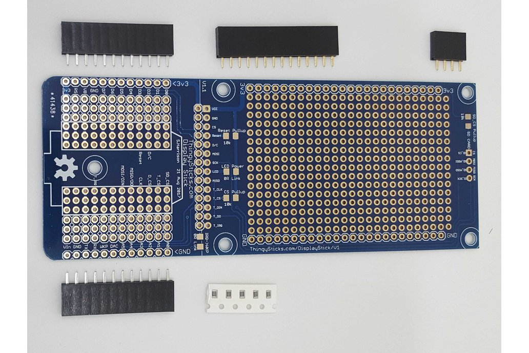 """Display Stick for a 2.8"""" Display and Photon 1"""