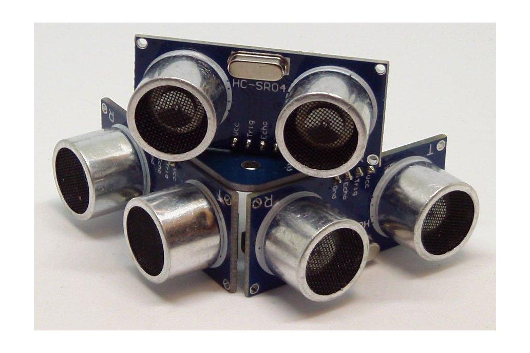 Trimount brackets for HC-SR04 Sensors - set of 4 1