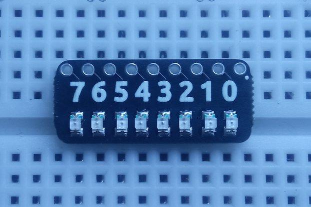 LED Byte v2