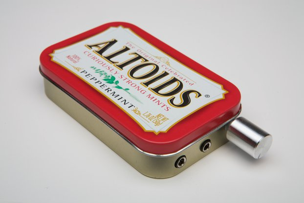 CMOY Headphone Amplifier- Choice of Tin