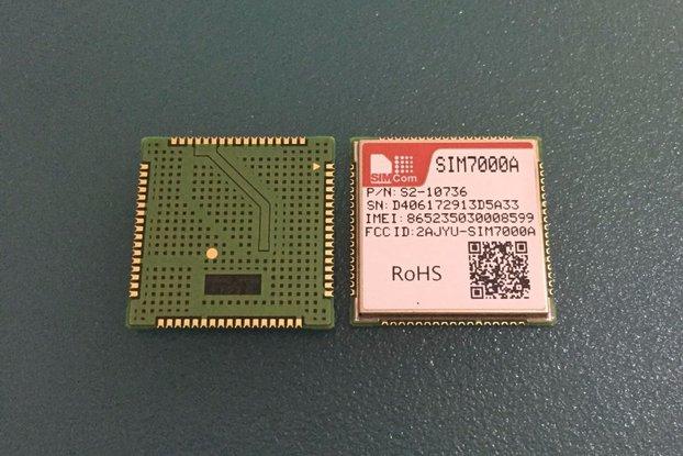 SIM7000E,GSM GPRS EDGE LTE CAT M1 module,Europe