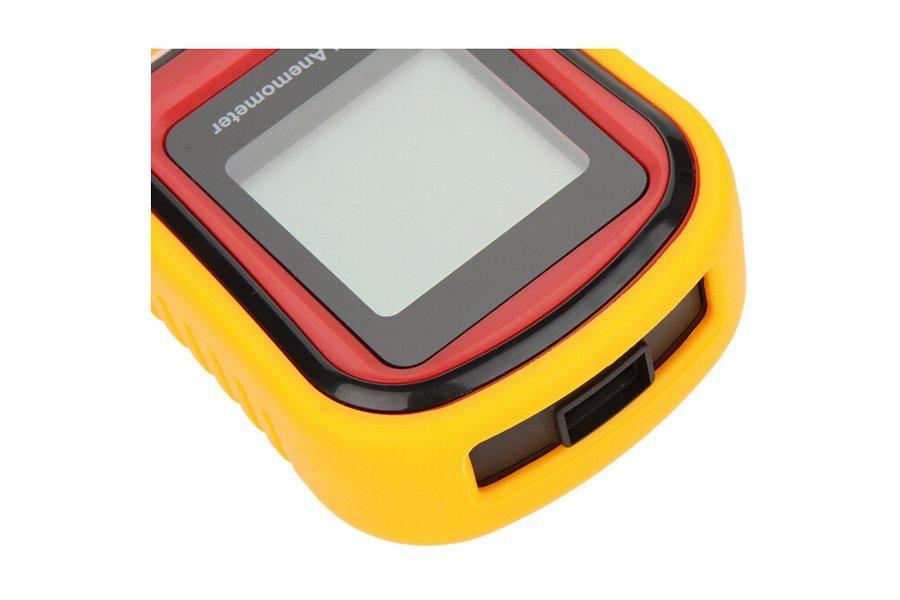 LCD Digital Anemometer Wind Speed Tester