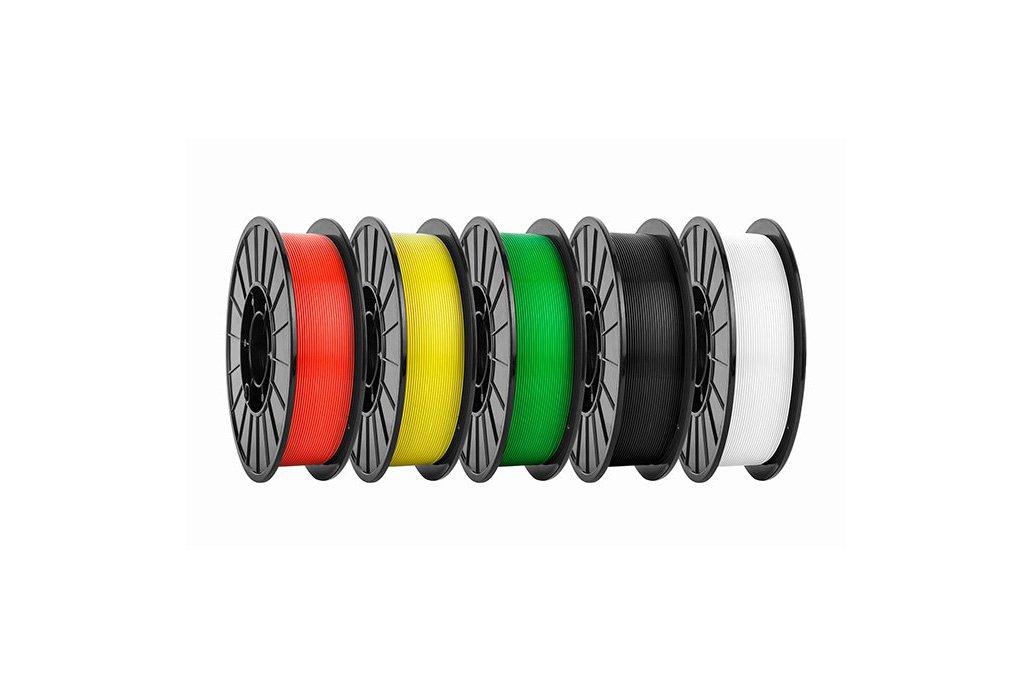 Cetus Optimized PLA Filament 700g-Black 1