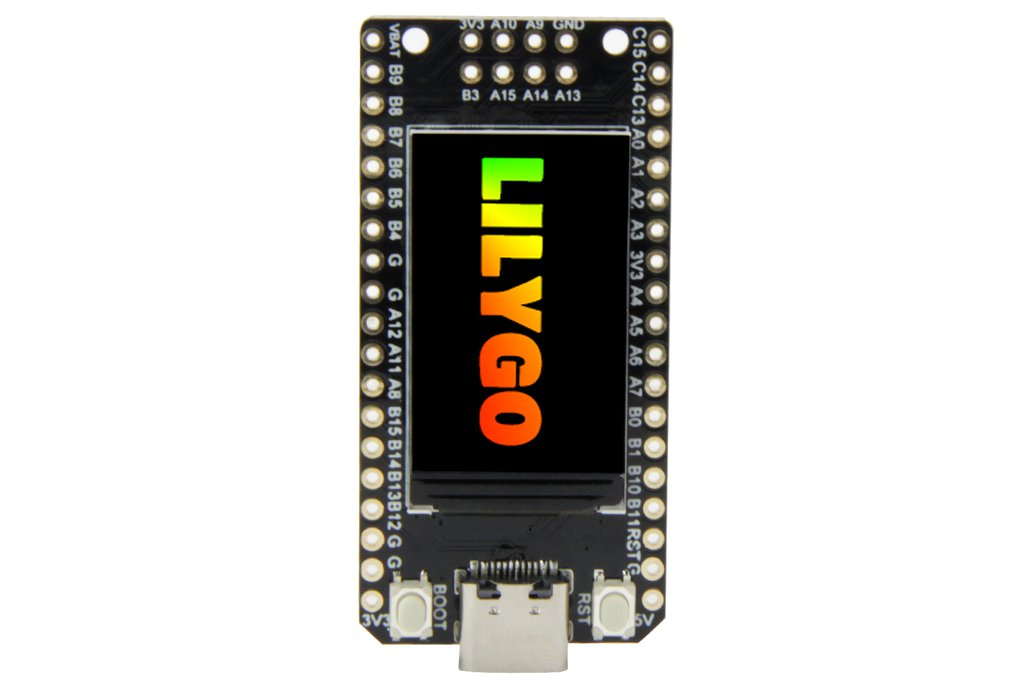 LILYGO® TTGO T-Display-GD32 1