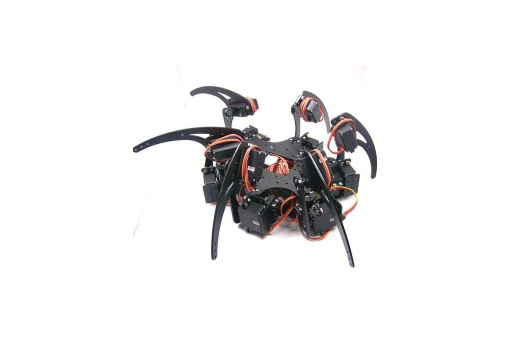 Metal Robot Spider Kit 1