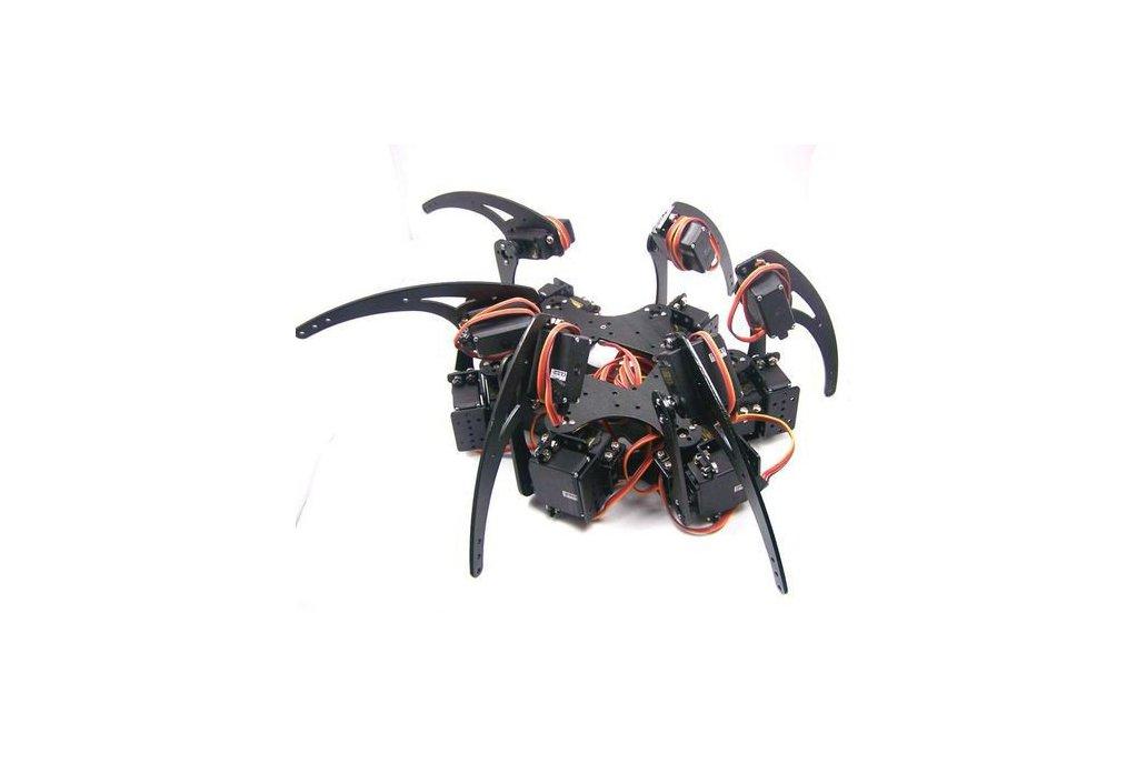 Metal Robot Spider Kit 1