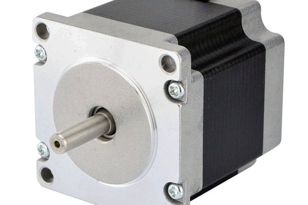 Dual Shaft Nema 23 Stepper Motor 1.26Nm/178.4oz.in