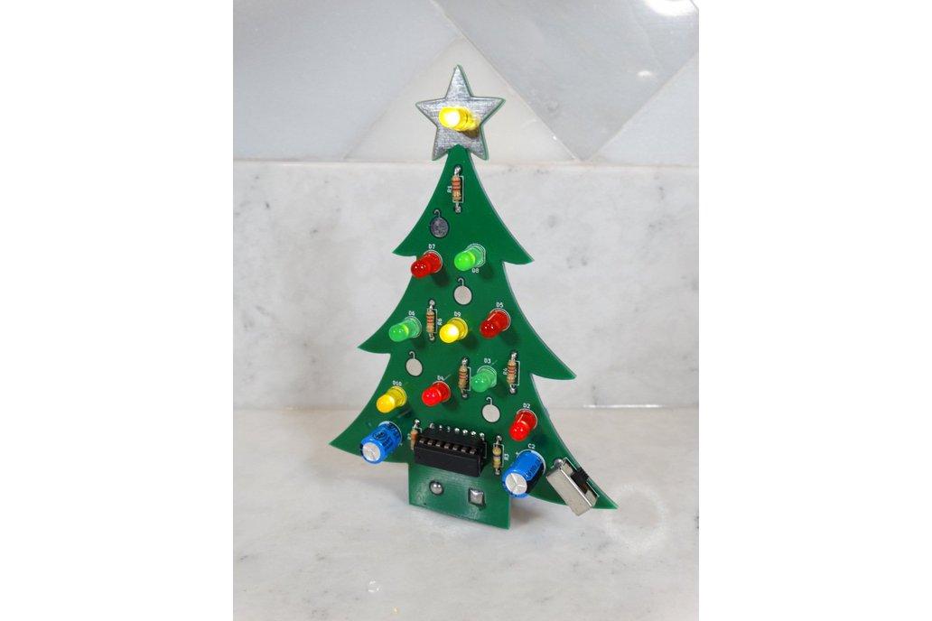 Christmas Tree - Soldering Practice Kit 1