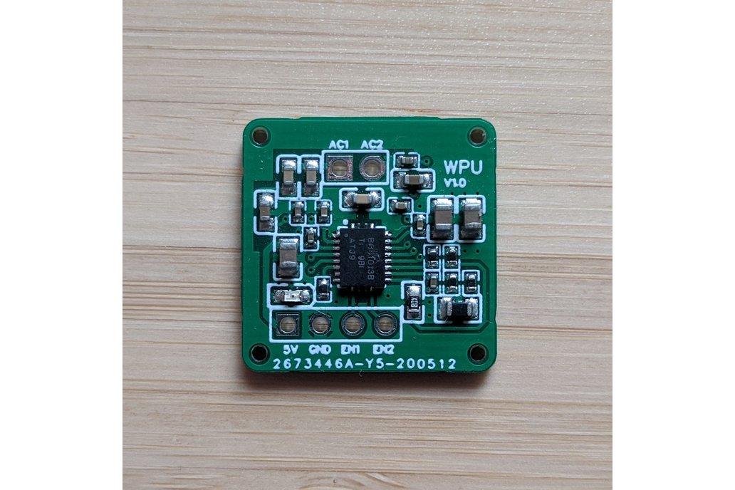 Wireless Qi power module 1