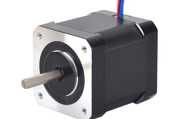 Nema 17 Stepper Motor 46Ncm(65.1oz.in)