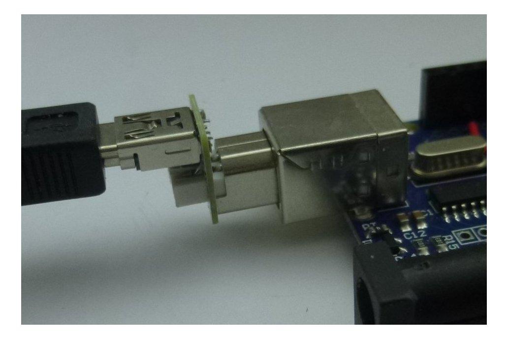 Lipo for Arduino Uno 4