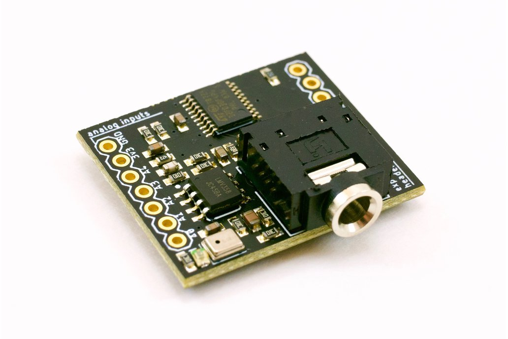 ElectroMage Pixelblaze Sensor Expansion Board 1