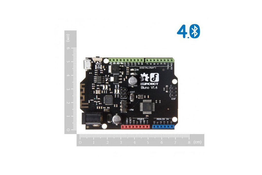 Bluno - BLE with Arduino Uno 1
