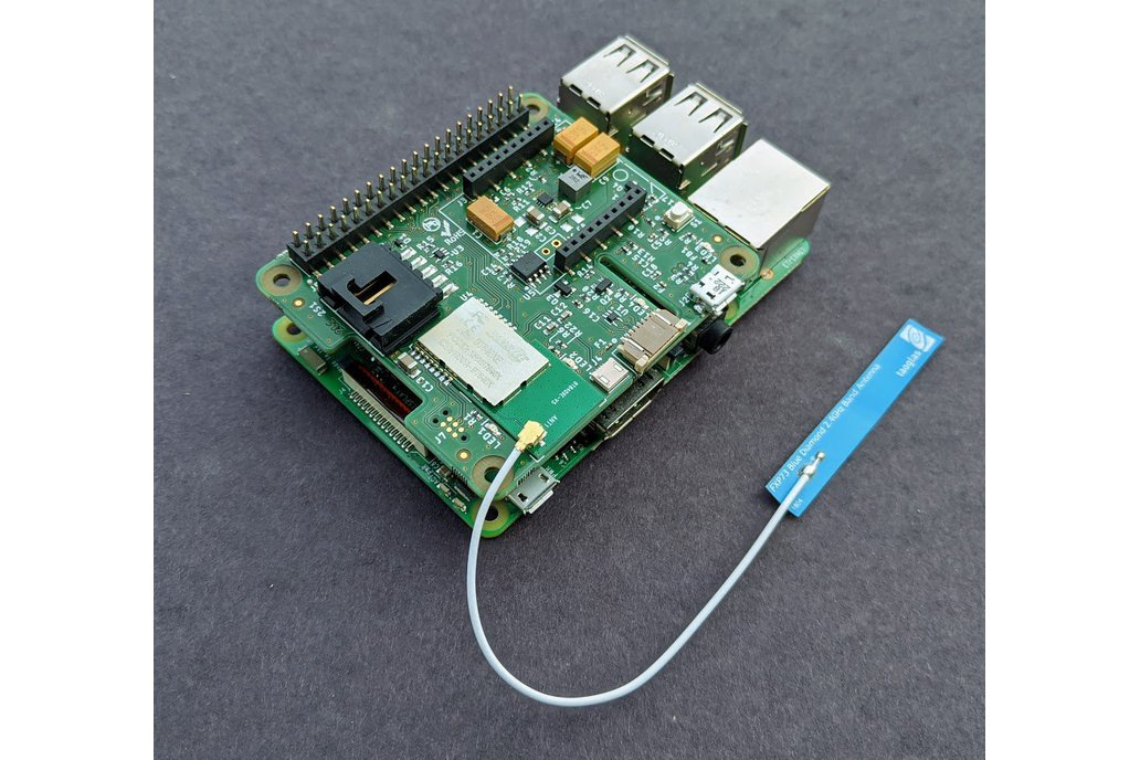 LTE-Thread Border Router HAT 1