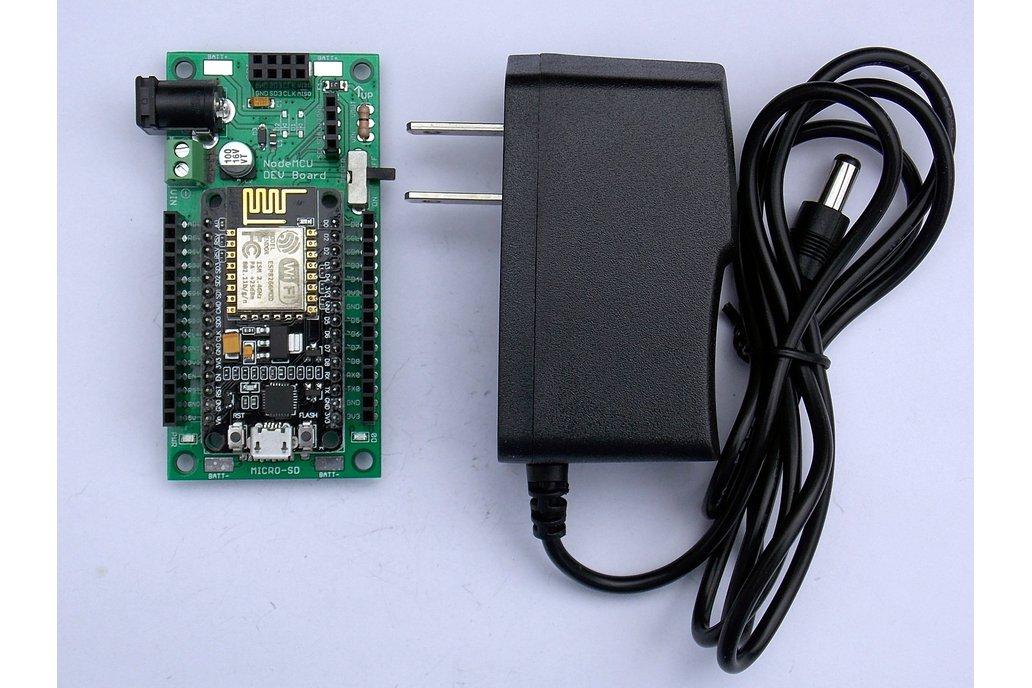 ESP8266 Wireless Dev System - Non-Battery Version 1