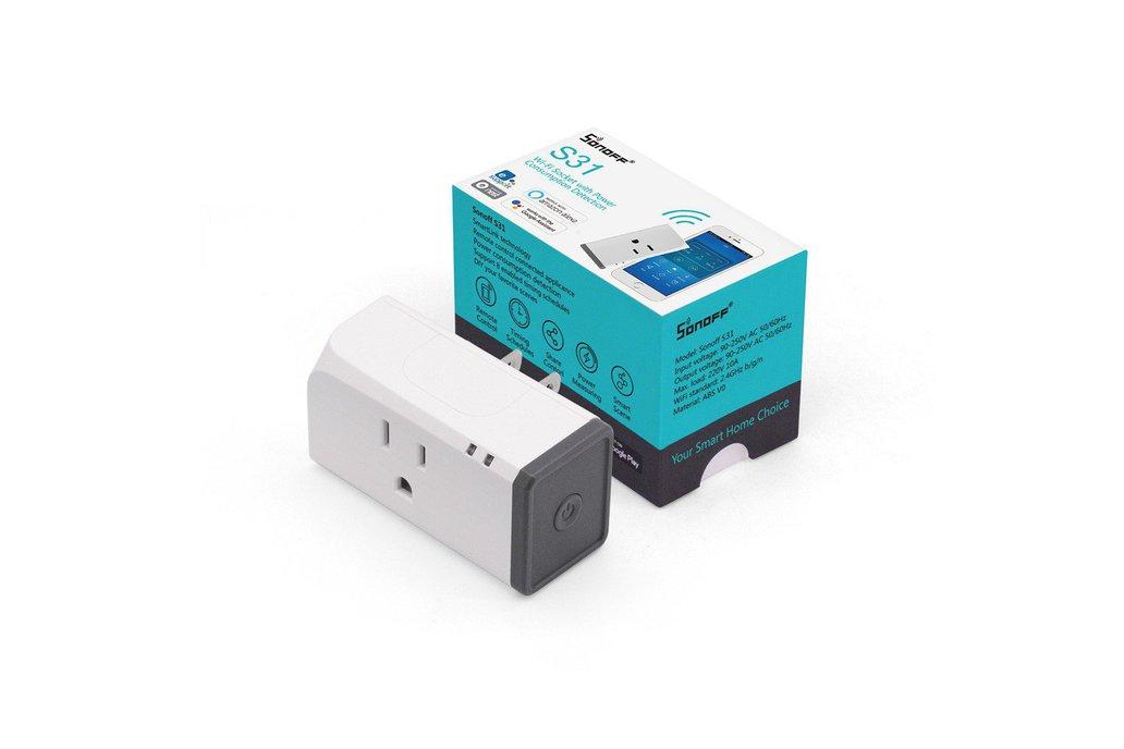 SONOFF® S31 US 16A Mini Wifi Smart Socket 4