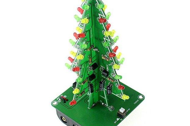 Christmas Tree LED DIY Kit