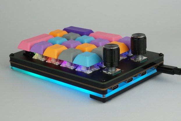 Hub20 - Programmable Macro Numberpad
