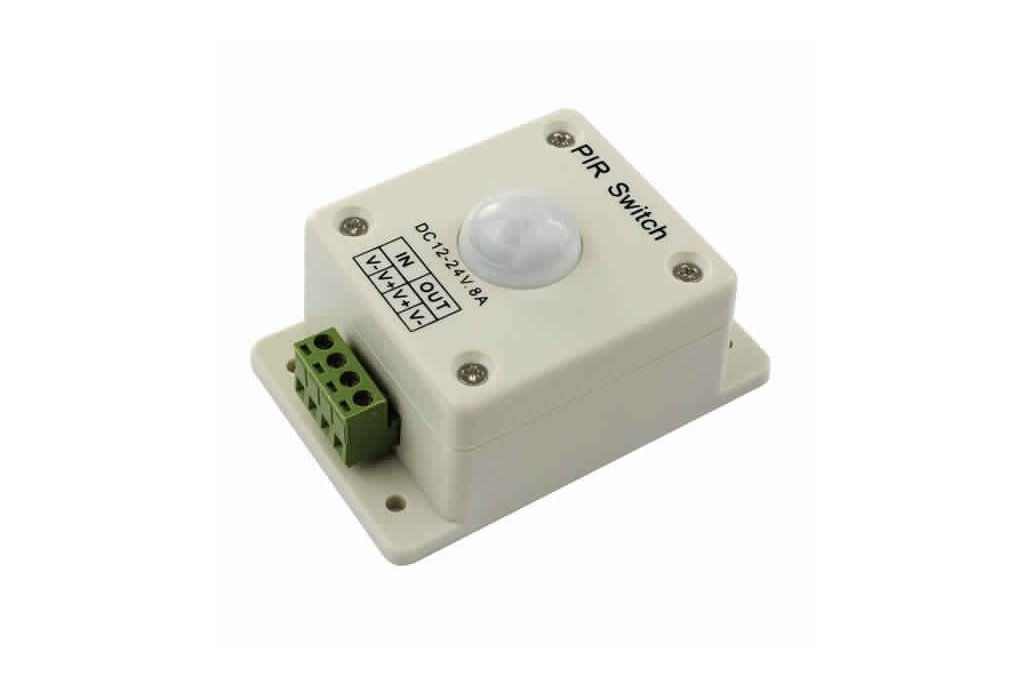 12V-24V infrared PIR Motion Sensor Switch Controll 1