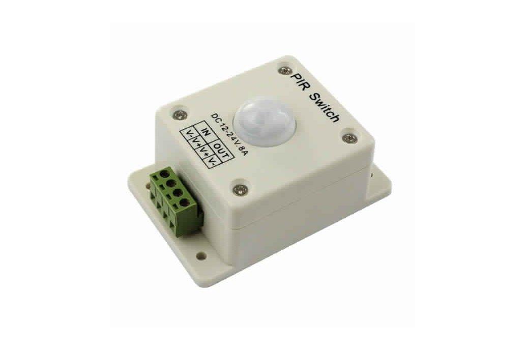 12V-24V infrared PIR Motion Sensor Switch Controll 1