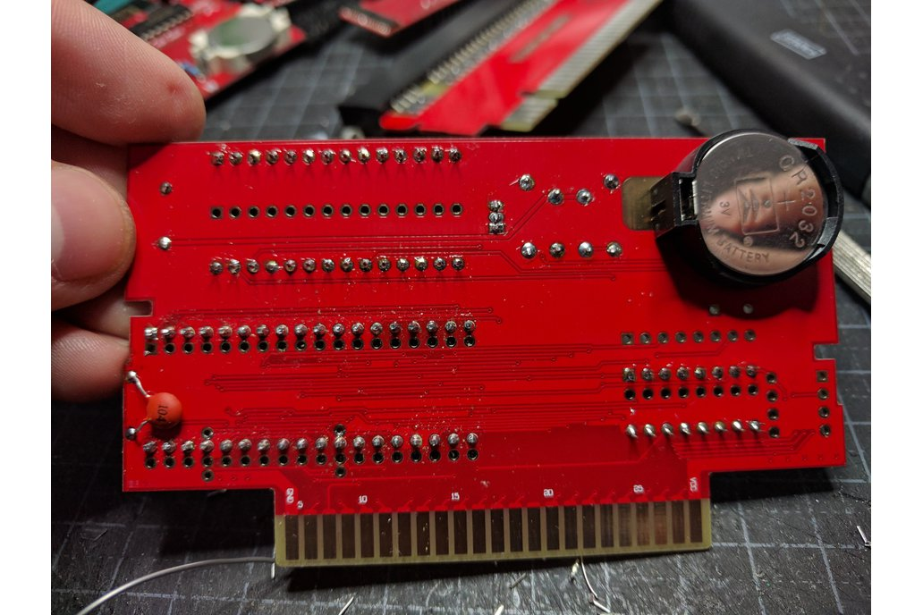 SNES repro PCB build your own carts! 6