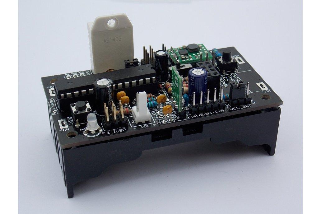 Battery-Powered Wifi Temp/Humidity Sensor (v1.21B) 4