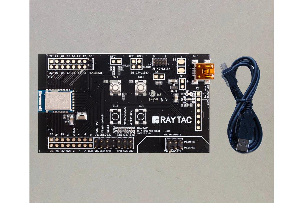 AT Command BT5.2 Module Demo Board (Master/Slave) 1