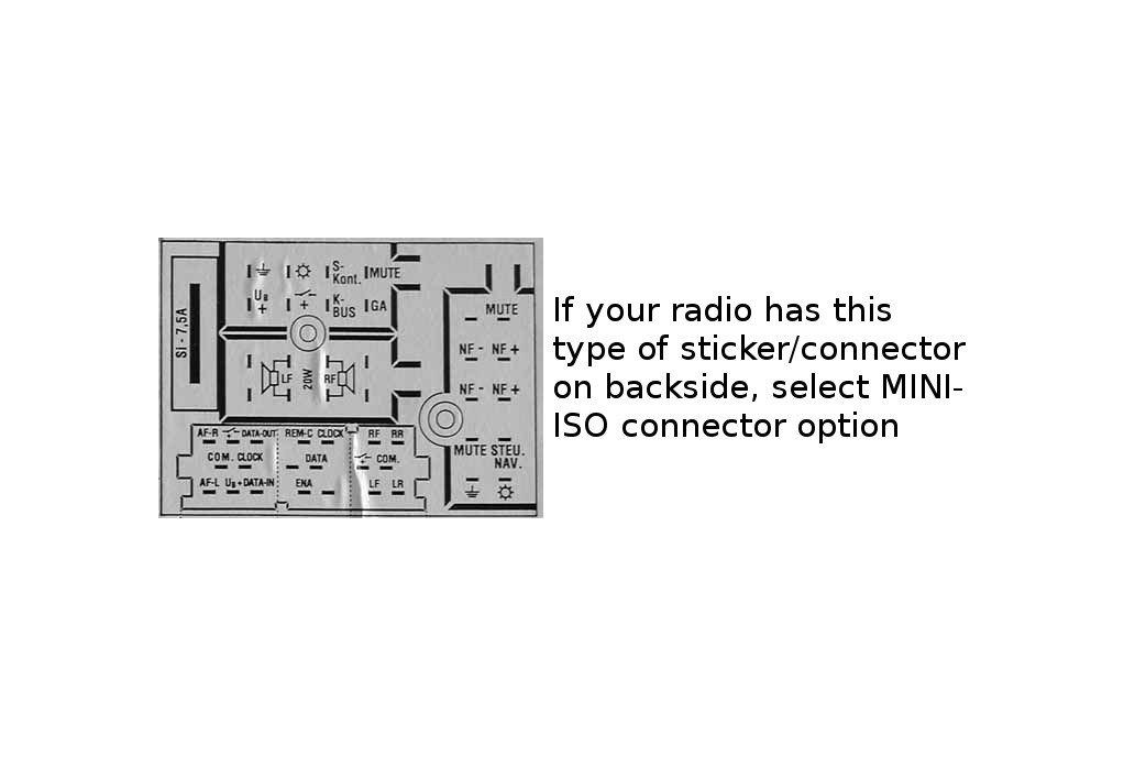VWCDPIC Audio Interface Adapter 4