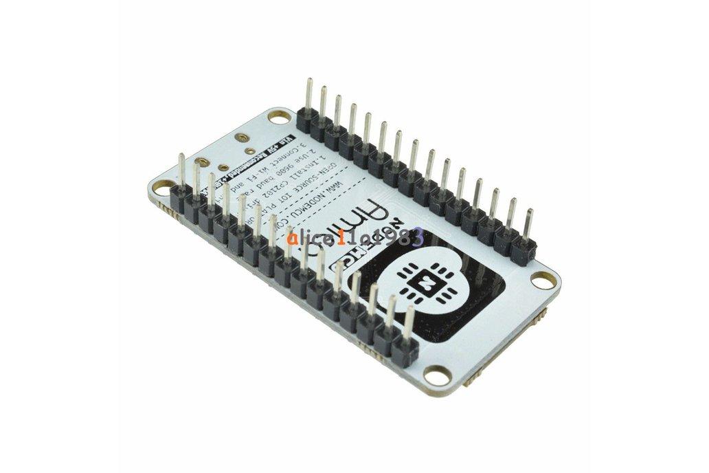 NodeMcu Lua WIFI Internet Things development board 8