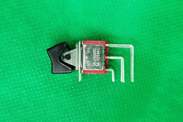 Replacement power switch DPDT Commodore 64/128
