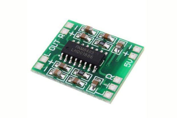Mini Digital Amplifier Board