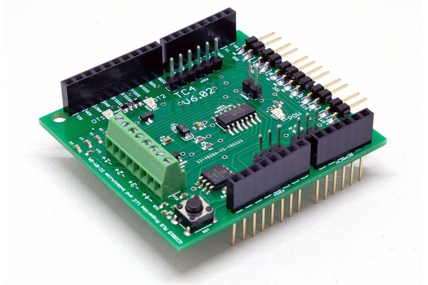 TC4 Arduino Shield V6.02