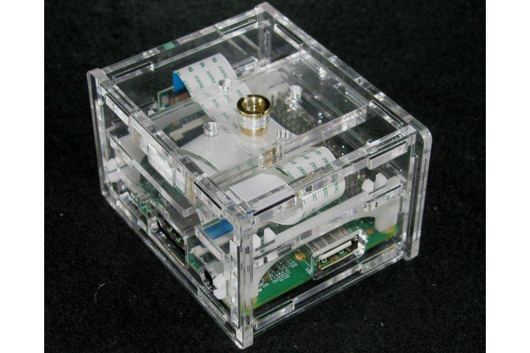 Raspberry Pi A+ Camera Case 1