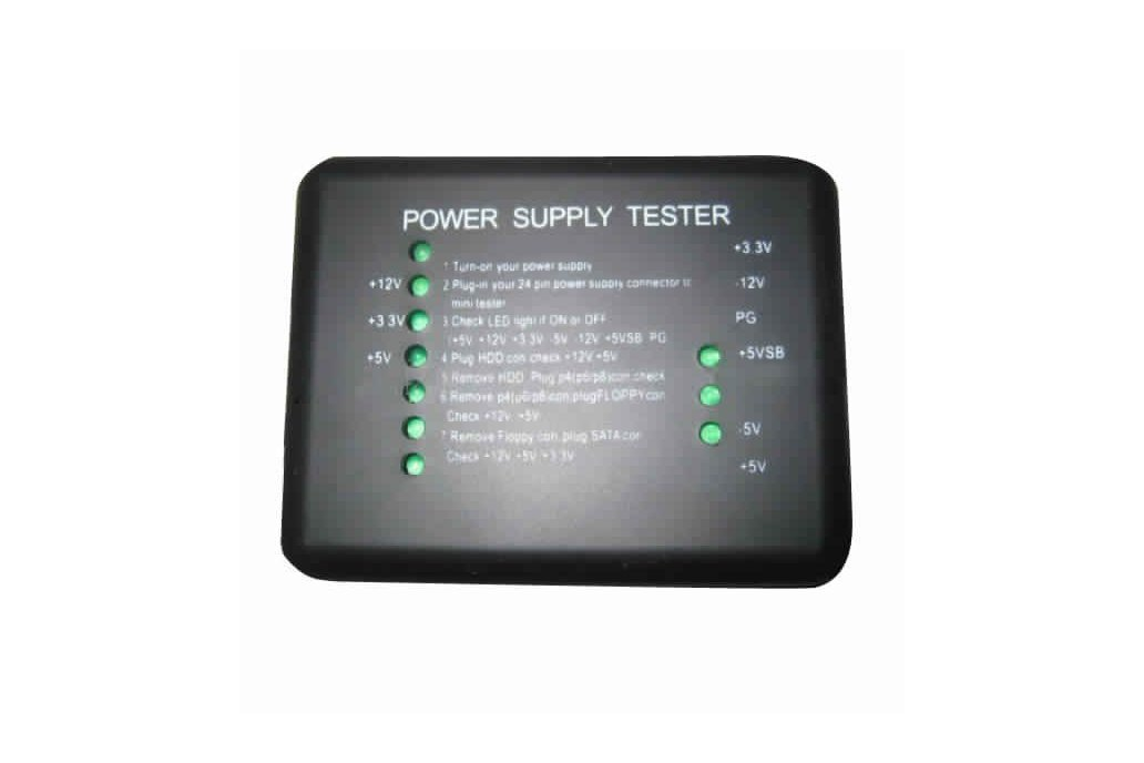 ATX Chassis Power Supply Tester 4