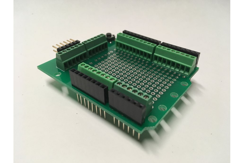 Screw Shield for the Arduino Uno 4