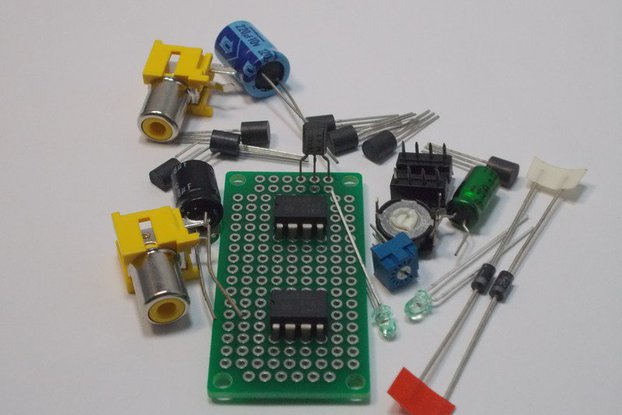 Audio FET & Op Amp IC Kit #1 (#1145)