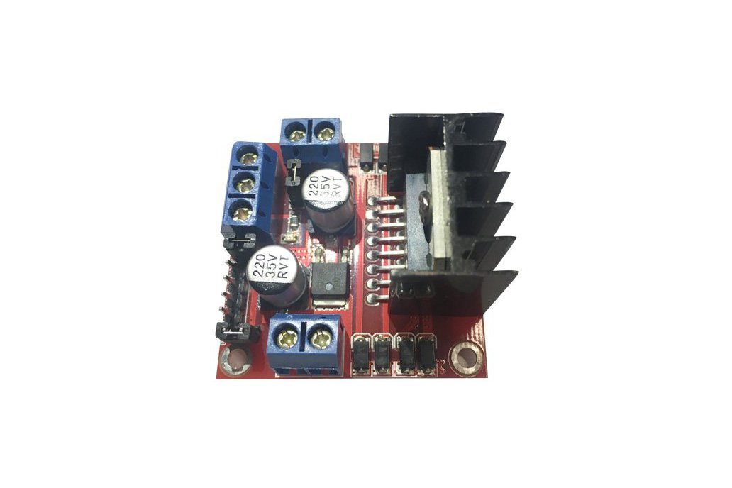 Controller L298N Motor Drive  moudle 1