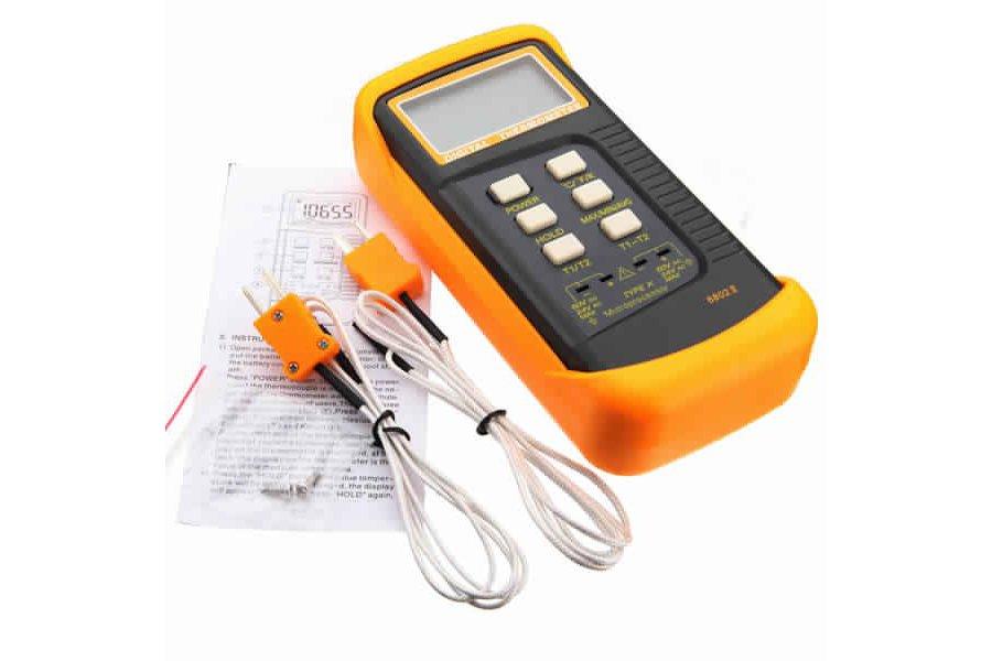 6802II Digital Waterproof Thermometer