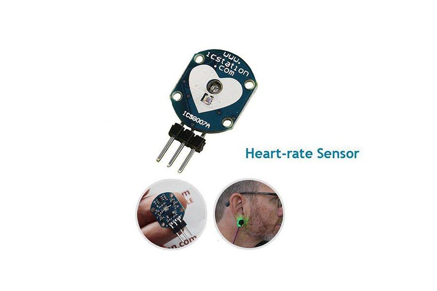 Pulse Heart-rate Sensor Module for Arduino(3554)