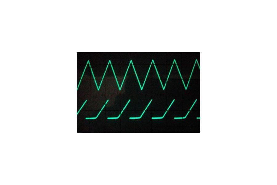 Saw Shaper (Eurorack PCB Set)