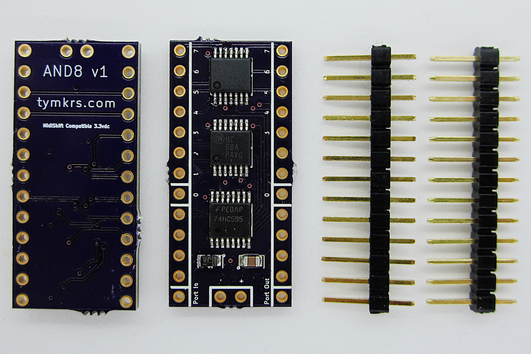 Tymkrs AND8 Module 1