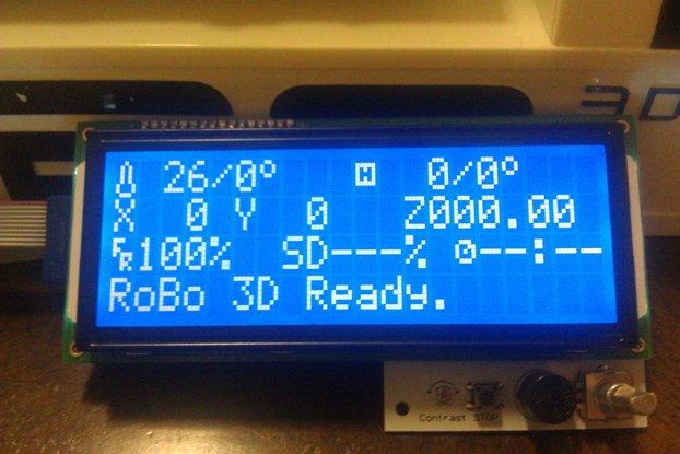 Smart LCD Controller XXL