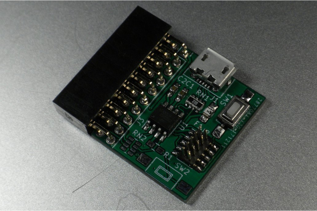 ComboDebug JTAG Debug Adapter for J-Link 1