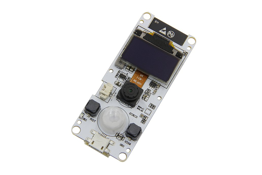 TTGO T-Camera With Normal Lens 1