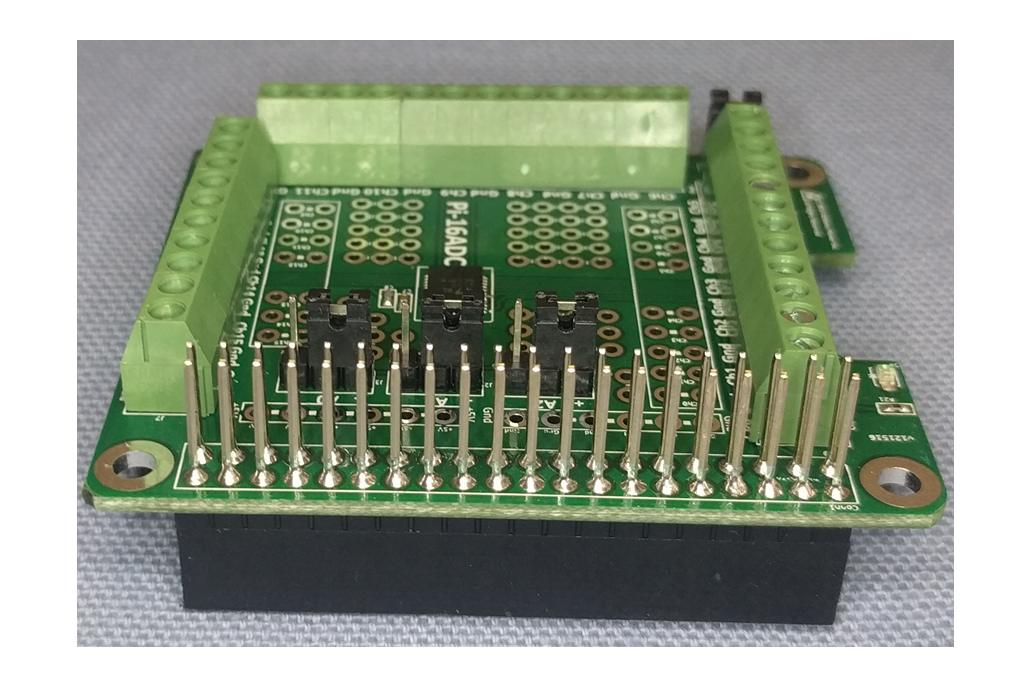 Pi-16ADC - 16 Channel, 16 bit ADC 2