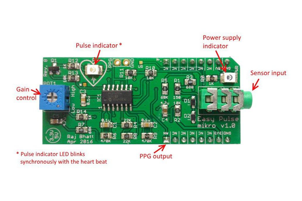Easy Pulse Mikro 2