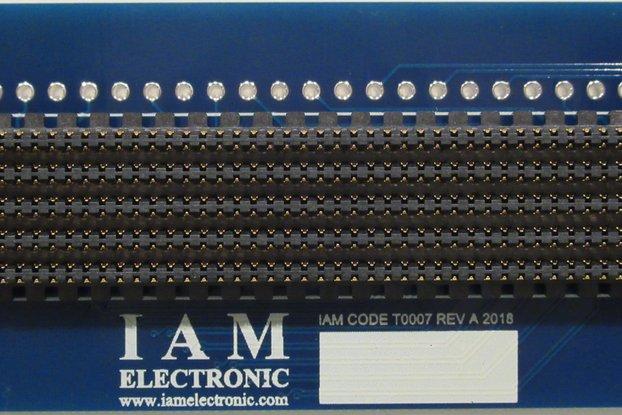 FPGA Mezzanine Card (FMC) Loopback Module